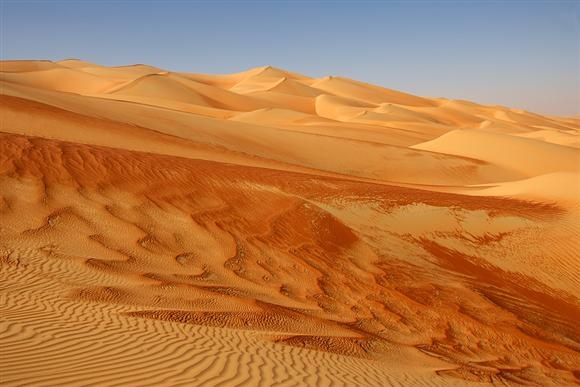 Rub' al Khali, Oman And Yemen