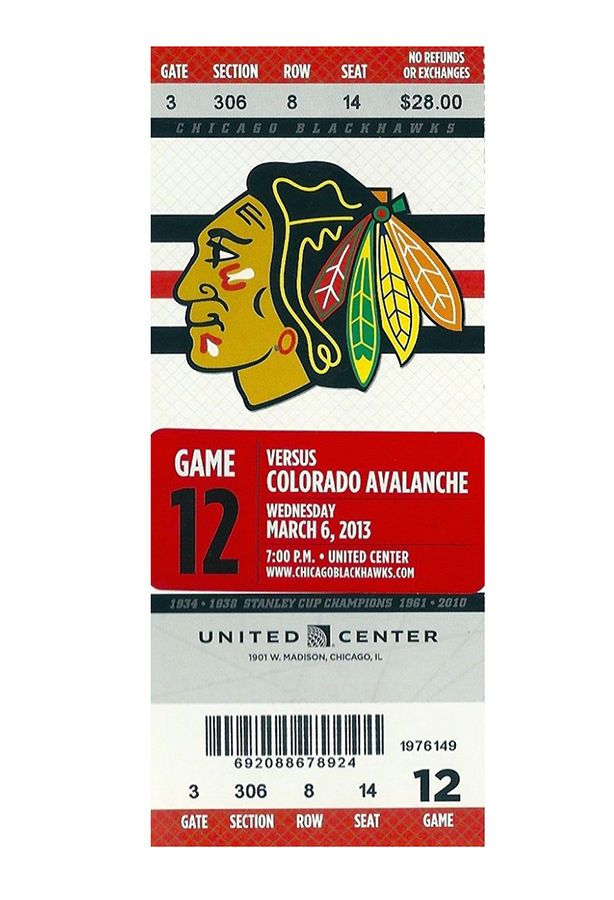 chicago blackhawks tickets | Chicago Blackhawks Tickets Buying Guide | eBay