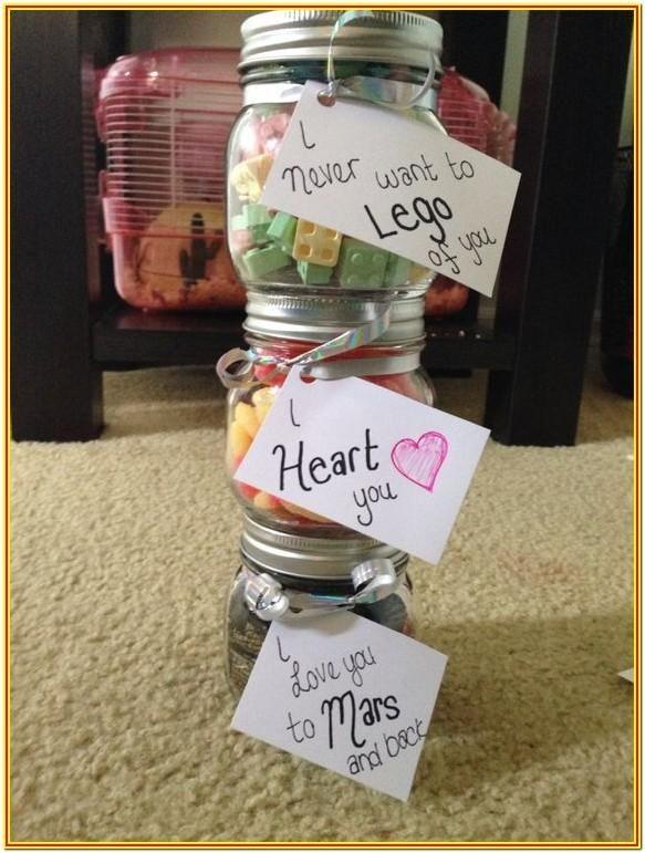 Diy Jar Ideas For Boyfriend Presents For Boyfriend Homemade Gifts For Boyfriend Cute Boyfriend Gifts