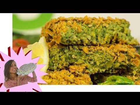 Burger di Quinoa e Spinaci | GLUTEN FREE e VEGAN - YouTube