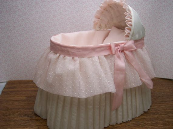 Playscale Bassinet by kathiecrisan on Etsy, $79.95