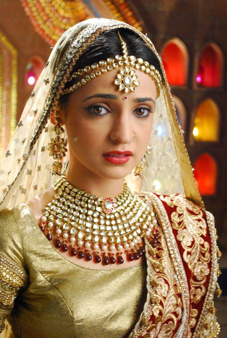 Sanya Irani (Paro) rangrasiya حبيبي دائما wedding day