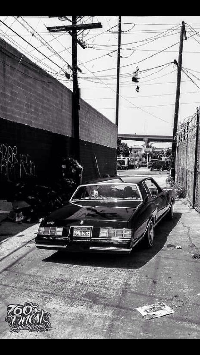 My first car 1979 Chevy Monte Carlo with tru spokes...