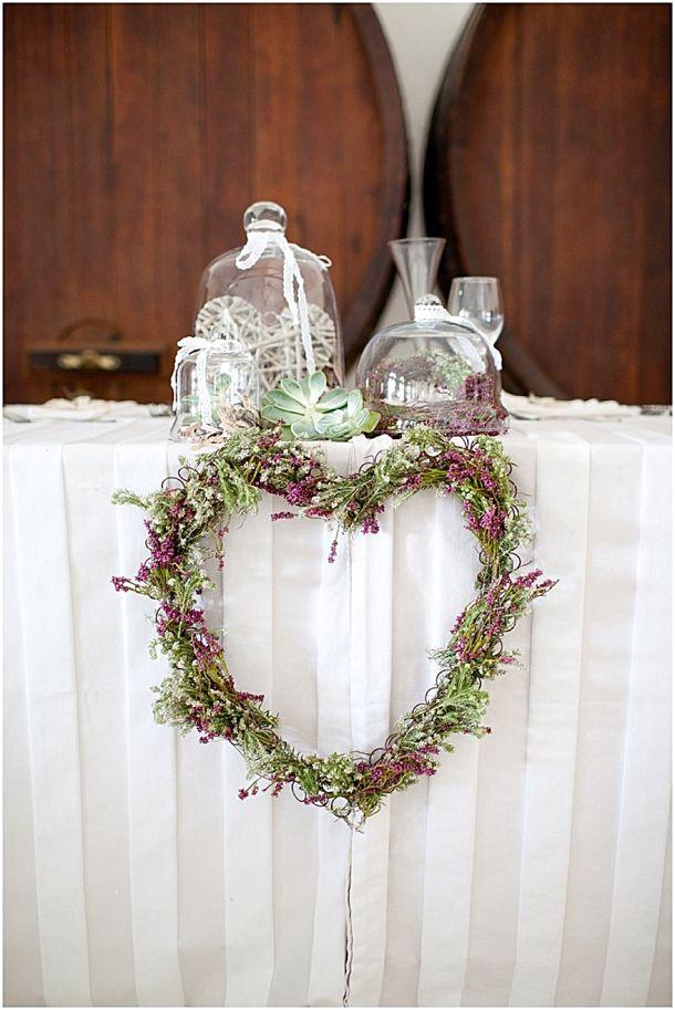 heart garland   Heather Steyn