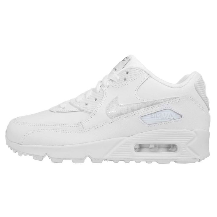 youth white nike air max