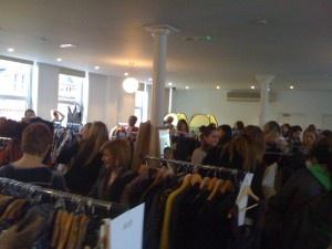 Fashionista Events - designer rail sale