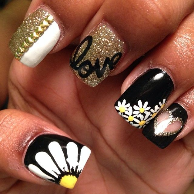 Nails Just Look Better With A Diamond Ring On Your Finger: 17 Best Images About Nail Art