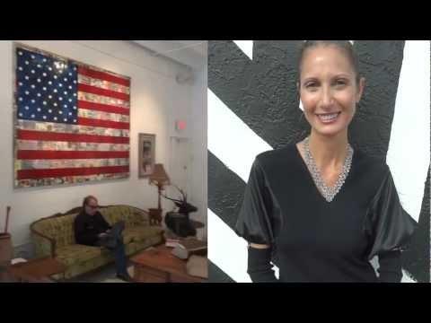 Patrizia Saolini a Wynwood Miami
