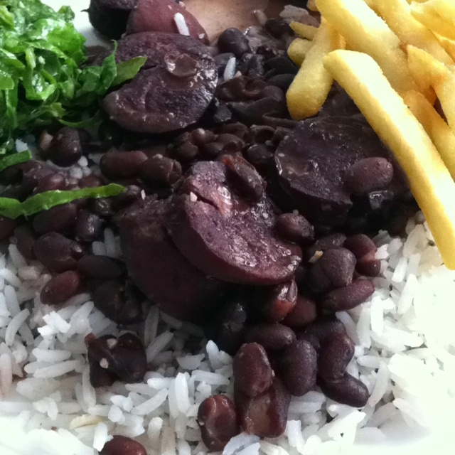 Feijoada: Nada igual NO MUNDO! #brasil #brazil #food #delicious