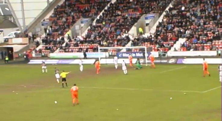 Dunfermline Athletic vs Forfar Athletic 11 05 2013 highlights
