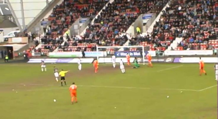 Dunfermline Athletic vs Forfar Athletic 11 05 2013 highlights