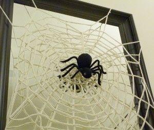 spider web crochet pattern | 2000 Free Amigurumi Patterns: Halloween Spider and Web