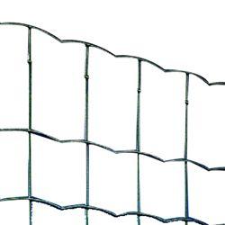 Rouleau de grillage soudé plastifié 20 m - 100 x 100 mm