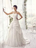 Robes de mariée Mlle Taffeta
