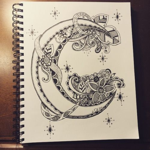 161 best images about sun moon and stars coloring on for Cool detailed drawings