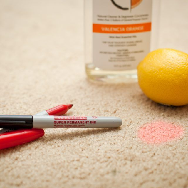 How To Remove Permanent Marker From Carpet Remove
