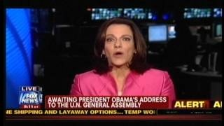 KT McFarland >> Obama Blocked Romney From Meeting World Leaders at UN. >> More proof he is afraid of Romney - I find it hysterical - and him pathetic!