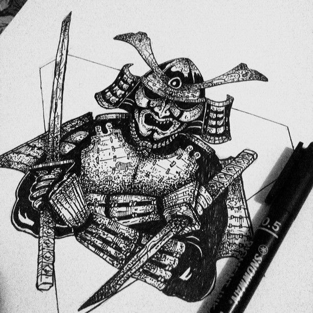 Work in progress, SAMURAI ✌