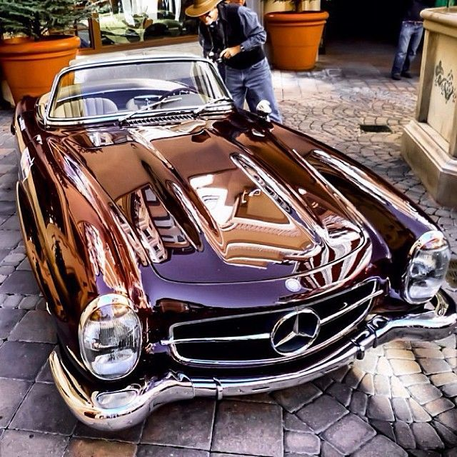 Nice Mercedes 2017: A perfect #300SL Roadster at the #coloradogrand last month. #mercedesbenzofhuntv...  corvette og andre stilige biler Check more at http://carsboard.pro/2017/2017/01/09/mercedes-2017-a-perfect-300sl-roadster-at-the-coloradogrand-last-month-mercedesbenzofhuntv-corvette-og-andre-stilige-biler/
