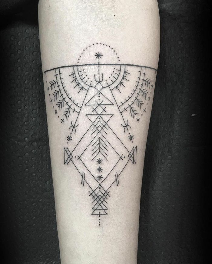 1001 Ideas De Originales Tatuajes En El Antebrazo Tattoo