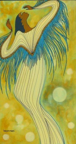 Tribal Dance ~ Maxine Noel