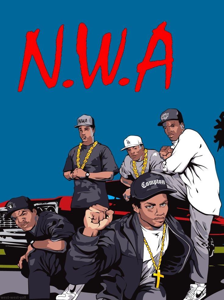 NWA (Suckaz With Attitude)