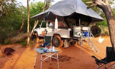 Lakóautózás dél-afrikai módra