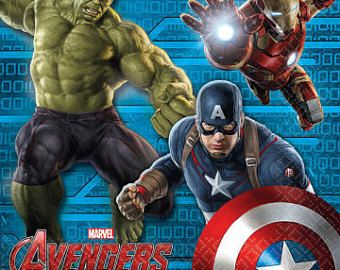 Ultimate Avengers Coloring Pages : Best marvel avengers party images avenger party