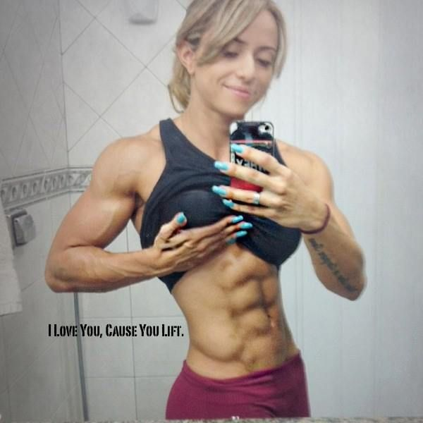 how to take best muscle selfies