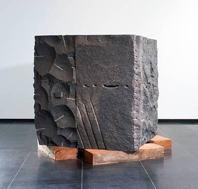 Isamu Noguchi    Ends    1985 Swedish granite