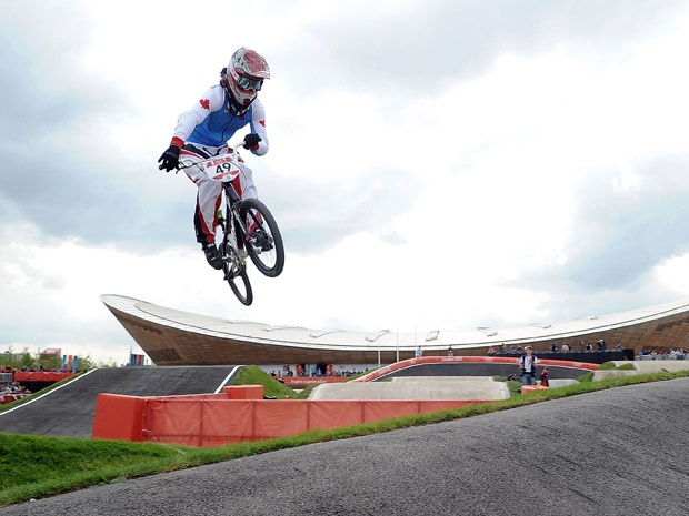 Canadian Tory Nyhaug's Olympic BMX dream dashed by one point