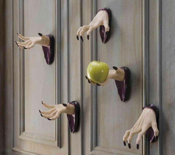 41 besten Halloween Deko zum Gruseln Bilder auf Pinterest Grusel - halloween deko wohnzimmer