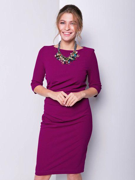 1a96a19a768 Лэджэр платье пурпур