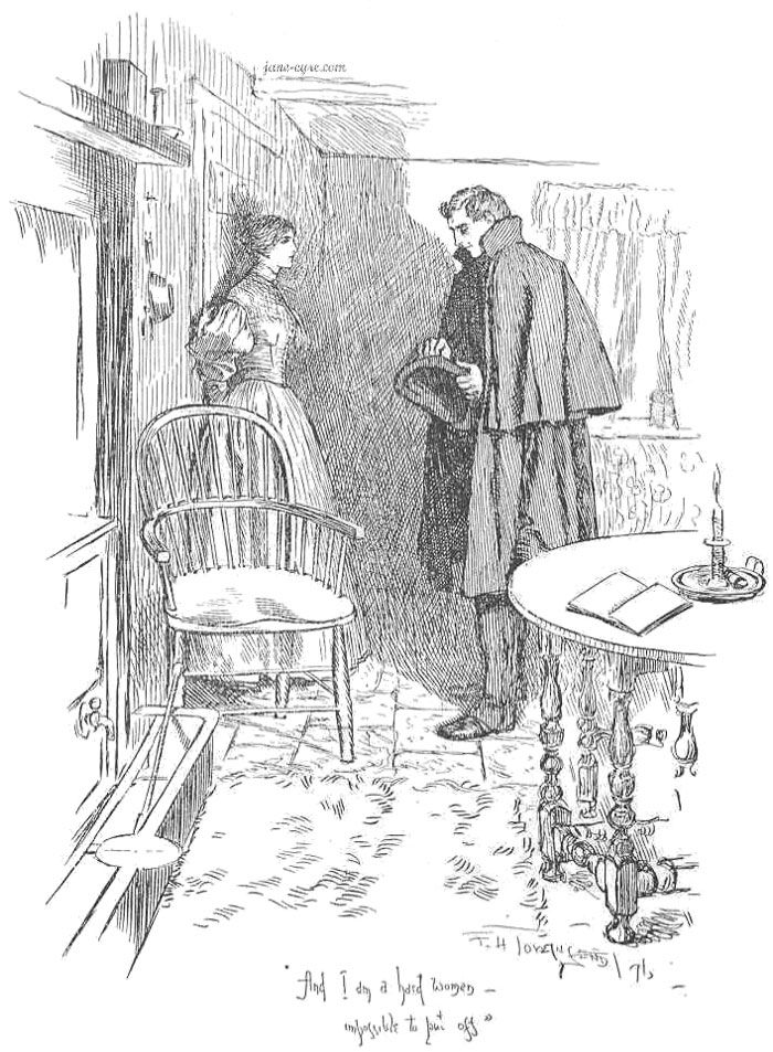 In Jane Eyre, what argument does Bronte make about social class and power structures?