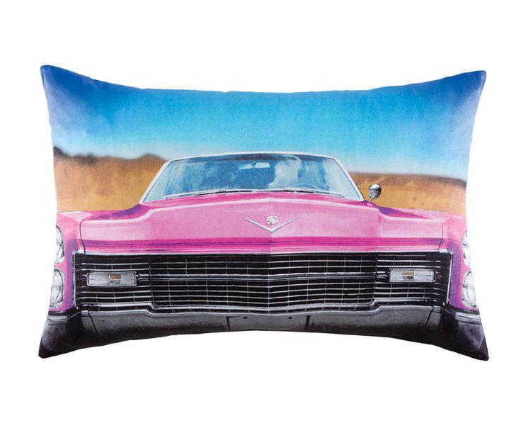 Harvey Norman - Cadillac Rectangle Cushion by Kas