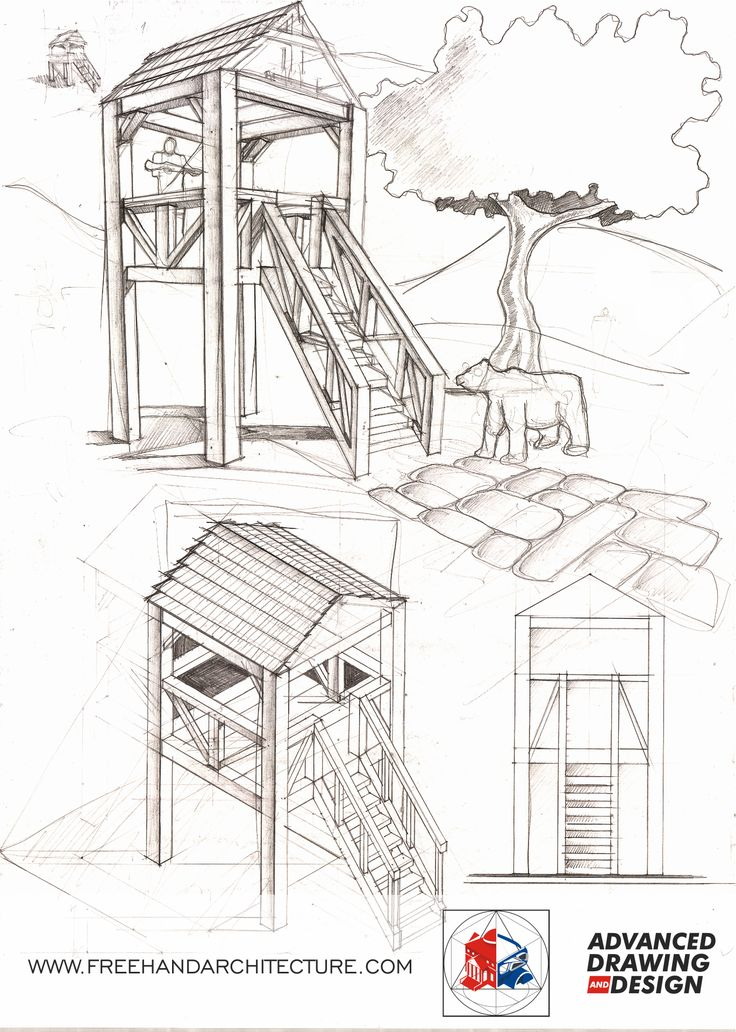 94 best images about beginner drawings on pinterest the for Cheap architectural drawings