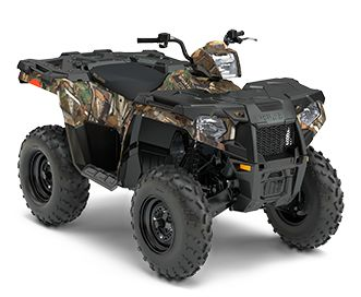 2017 Sportsman 570 ATV - Sage Green | Polaris