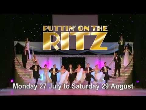Puttin' On The Ritz | http://www.blackpoolgrand.co.uk/shows/performance/puttin-on-the-ritz | Starring Katya Virshilas and Jared Murillo from the hit TV Show Strictly Come Dancing, as well as Britain's Got Talent Becky O'Brian!