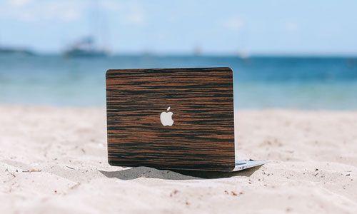 Glitty MacBook Cover Ibenholt 3