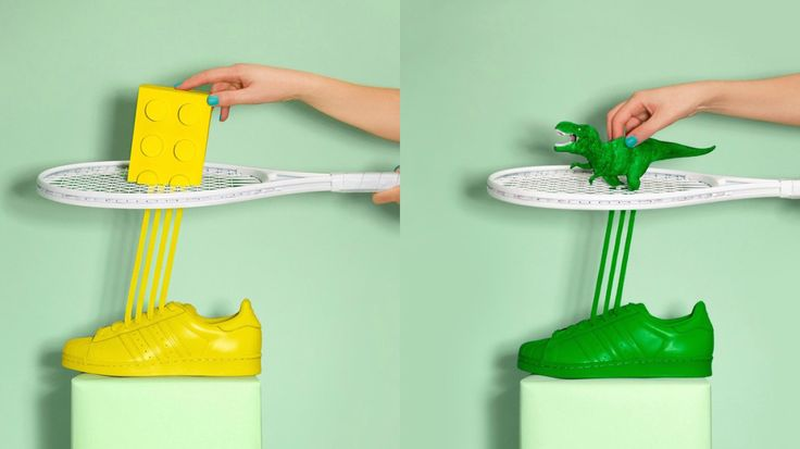"""Adidas Originals Superstar Supercolor by Pharrell Williams """"Coming Through"""" by artist Marion Toy cover"""