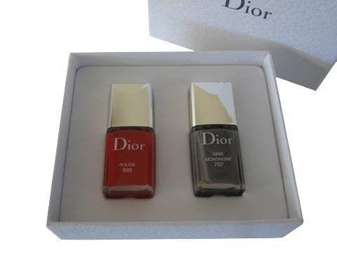 Coffret vernis Dior via La boutique d'Idylle. Click on the image to see more!