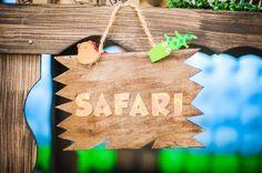 idéias de festa safari - Pesquisa Google