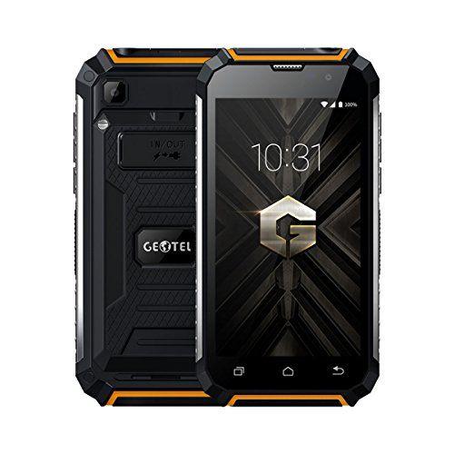 Rugum G1 Rugged Outdoor 3G Smartphone,Waterproof,Shockproof,Dustproof,Heatproof,Unlocked Cell Phone with Power Bank Charging Function,Andriod 7.0,7500mAh Battery,5.0in Display,Dual SIM Cards (Orange) #Rugum #Rugged #Outdoor #Smartphone,Waterproof,Shockproof,Dustproof,Heatproof,Unlocked #Cell #Phone #with #Power #Bank #Charging #Function,Andriod #.,mAh #Battery,.in #Display,Dual #Cards #(Orange)