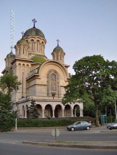 Casin Monastery in Bucharest