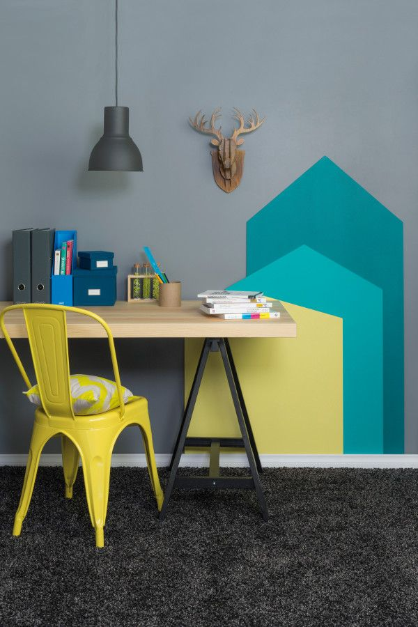 Haymes tinkerbell paint | Decorating Special | Home Ideas magazine