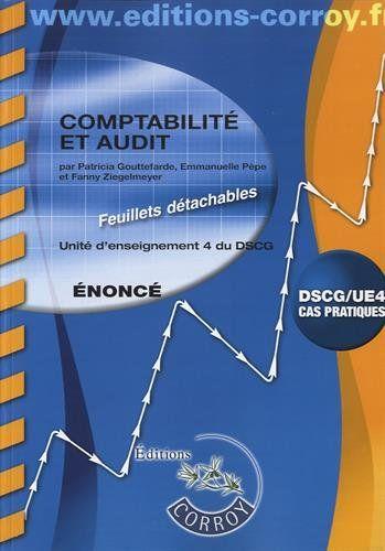 Une trentaine de cas pratiques sur les points au programme de l'UE4 du DSCG, accompagnés de documents et de questions. Ils portent sur les opérations de fusion, l'information comptable, le management financier, les comptes de groupe, le contrôle interne et l'audit.