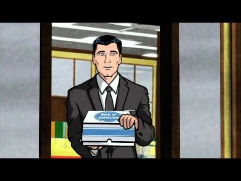 Best of Archer - Season 1, Episode 1. Funniest. Show. Ever. Or at least one of them lol