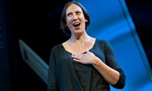 Debut standup comedy tour puts TV star Miranda Hart on the spot   Culture   The Guardian