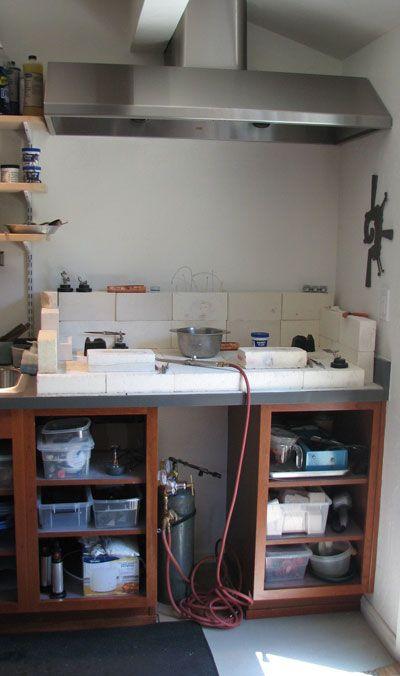 Connie Fox Studio - Soldering Station, Love it!