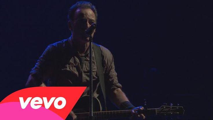 Bruce Springsteen - Secret Garden (Leeds 7/24/13); amazing song, rarely played; in Leeds it was for a fan that had been following the tour all over Europe.
